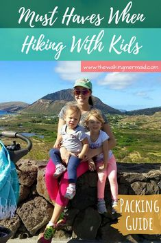 Hiking essentials, kid essentials, hiking with kids, travel with kids, fa. Hiking Tips, Hiking Gear, Hiking Backpack, Hiking Logo, Hiking Checklist, Hiking Boots, Hiking With Kids, Camping And Hiking, Travel With Kids