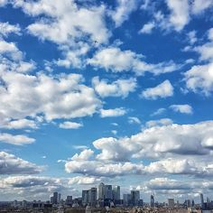 Canary Wharf from Greenwich Park  by gerlands