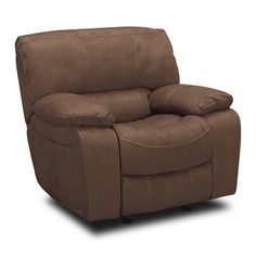 Grove Park Upholstery Glider Recliner - Value City Furniture $499.99 #BuyOnlineVCF #PinItToWinIt Glider Recliner, Grove Park, Value City Furniture, Gliders, Living Room Furniture, Upholstery, Lounge, Chair, Home Decor