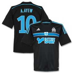 Adidas Olympique Marseille 3rd A.Ayew No.10 Shirt (Fan Olympique Marseille 3rd A.Ayew No.10 Shirt (Fan Style Printing) http://www.comparestoreprices.co.uk/football-shirts/adidas-olympique-marseille-3rd-a-ayew-no-10-shirt-fan.asp