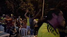CELEBRACIÓN PASÓ DE COLOMBIA VS PERU 0 0 4 2 SEMIFINALES COPA AMERICA