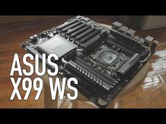 ASUS X99-E WS Overview With JJ - http://cpudomain.com/motherboards/asus-x99-e-ws-overview-with-jj/