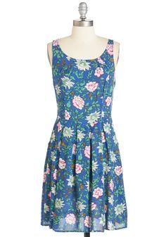 Plus Sizes - Vine a Way to My Heart Dress
