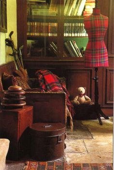The sewing room, the cache all room, a wee reading room, a sitting room, store extra golf clubs room..............