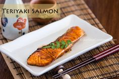 Teriyaki Salmon | Easy Japanese Recipes at JustOneCookbook.com