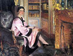 Jacqueline Boudoin - Edouard Vuillard