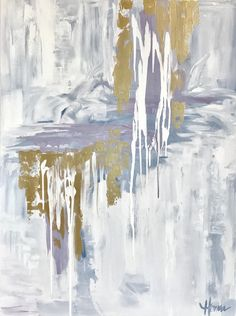 30x40 abstract - Lindsey Homra