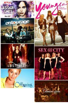 Series that I love