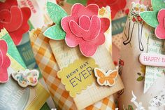 Pretty Paper Party Favors...can't wait to do this!