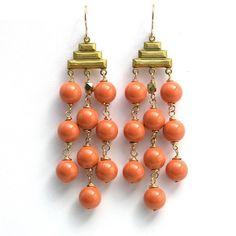 If I could wear earrings, I would buy these in a minute. (Elva Fields)