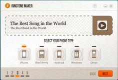 Ringtone Maker, software gratuito para crear ringtones para tu smartphone