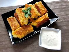 Krokiety z kurczakiem, mozzarellą i warzywami - Blog z apetytem