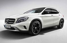 Mercedes-Benz GLA Edition (Foto: Divulgação)