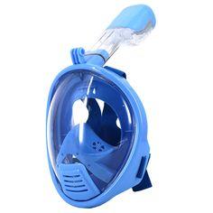 Full Face Antifog Scuba Diving Mask Dry Snorkeling Masks Swimming Underwater Safe Seal Up Sport Equipment  #Affiliate