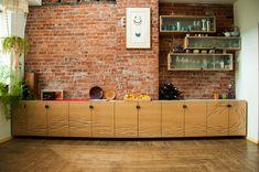 Final Installation in Dining Room