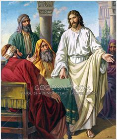 Wednesday, October Holy Gospel of Jesus Christ according to St Luke Jesus Christ Painting, Jesus Art, Jesus Cleanses The Temple, Luke 14, Lds Pictures, Jesus Christ Images, Bible Illustrations, Holy Quotes, In Christ Alone