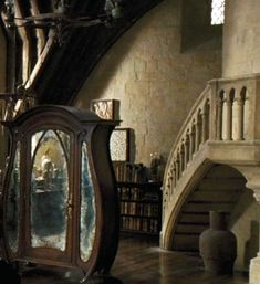 Defense Against the Dark Arts Classroom, Hogwarts School of Witchcraft & Wizardry Mundo Harry Potter, Harry Potter World, Hery Potter, Harry Potter Background, Slytherin Aesthetic, Photocollage, Harry Potter Pictures, Bellatrix Lestrange, Harry Potter Universal