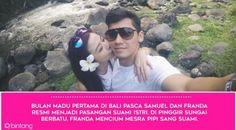 Bulan Madu Penuh Cinta Franda dan Samuel Zylgwyn - http://wp.me/p70qx9-5oF