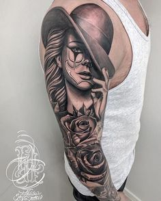 "208 Synes godt om, 4 kommentarer – Iron & Ink Tattoo Studio (@ironinktattoo) på Instagram: ""Made by @art_by_enes Artist at @ironinktattoo Booking: @hawaros 3175 4828 ✉️…"""