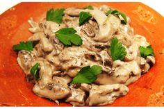 Rustic, Creamy Portobello Stroganoff [Vegan, Gluten-Free] | One Green Planet This recipe is delicious