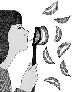 Marion Fayolle - Une nouvelle image pour le New York Times d'aujourd'hui sur le thème du bonheur