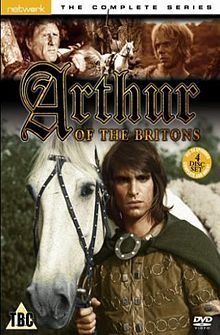 Arthur of the Britons: British television show about the historical King Arthur. Produced by the HTV regional franchise, it consisted of two series, released between 1972 and First Knight, 70s Tv Shows, King Arthur, Teenage Years, Classic Tv, Tobias, Film Movie, Back In The Day, Movies To Watch