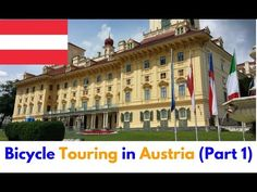 Bicycle Touring in Austria Part 1 - YouTube