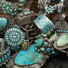 Turquoise!!!!!!