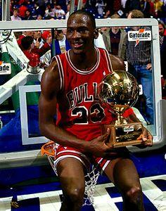 MJ - Dunk Contest Champ
