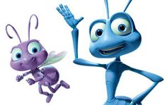 what kind of ant is dot in a bugs life