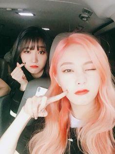 Roa & Eunwoo - PRISTIN V