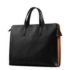 219.00$  Watch now - http://aliut0.worldwells.pw/go.php?t=32778469514 - L# s leather briefcase business men stood at the cross section square selling single shoulder bag hand
