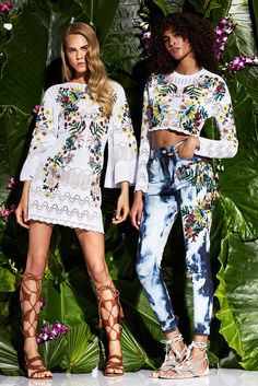 Zuhair Murad | Resort 2017 fashion collection | Embroidered | Boho Chic