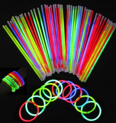 Vivii Glowsticks, 100 Light up Toys Glow Stick Bracelets Mixed Colors Party Favors Supplies (. Vivii Glowsticks, 100 Light up Toys Glow Stick Bracelets Mixed Colors Party Favors Supplies (. Trolls Birthday Party, Troll Party, Birthday Parties, Summer Birthday, Party Summer, Summer Bbq, Birthday Ideas, Glow Stick Party, Glow Sticks