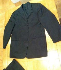 46cfd46e48a0 LUXURY MENS ARMANI ITALIAN SUIT Trousers 36 Waist 30 Leg RRP £1350  armani
