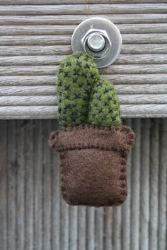 DIY: Cactus sleutelhanger Cactus, Conservation, Diys, Blog, Motivation, Board, Bricolage, Do It Yourself, Blogging