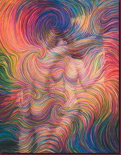 Sacred partnerships soul mate artistic depiction.