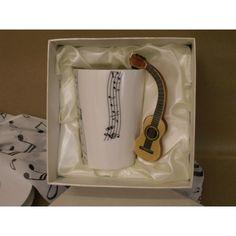 Kubek muzyczny - gitara - Galeria byArt