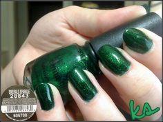 Polish Galore: China Glaze Emerald Sparkle