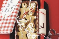 Slimming World Christmas biscuits - Christmas biscuits and cookies