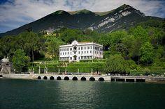 Villa Carlotta - Tremezzo, Como  We took the ferry over from Bellagio and toured the villa and gardens.