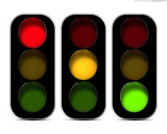 Did you know the first traffic light actually exploded injuring its operator? The first traffic light ever was installed on December 9, 1968 in London outs