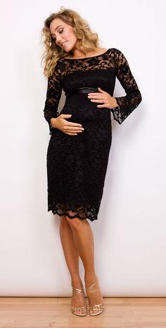Fancy maternity dress