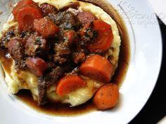"""Brisando na Cozinha: Picadinho """"4C's"""" (carne com calabresa, cebola e cenoura)"""
