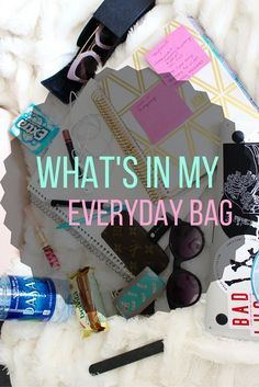 what's in my Tory Burch??