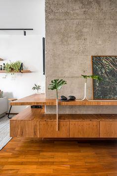Apartment Interior, Room Interior, Home Interior Design, Interior Architecture, Interior Decorating, Rustic Apartment, Bauhaus, Interior Inspiration, Diy Bedroom Decor