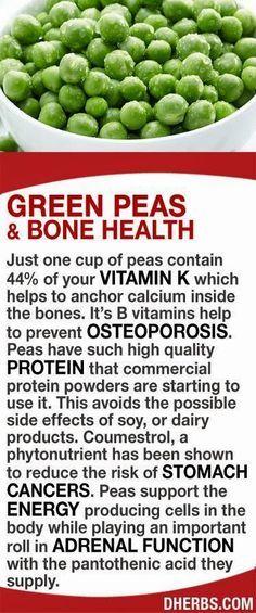 Peas please ! www.drstevenlin.com