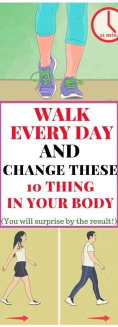 "You surely have heard the saying by Hippocrates ""Walking is The Best Medicine"". And once you think about it, it tells you a lot about your general health. Walking when it's combined with good night sleep and healthy diet, can help you avoid going to the doctor."
