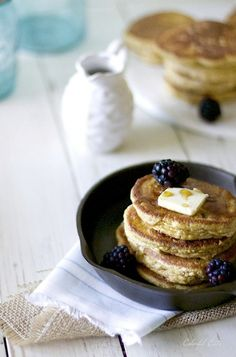 The fluffiest grain free pancakes ever! Souffle Spice Pancakes—grain free, gluten free, paleo, GAPS approved.