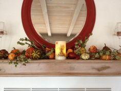 dress up your home for autumn! www.briteideas.biz Harvest Candle.